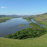 Resistance to Hydroelectric Dams in Mongolia; Axis of Logic