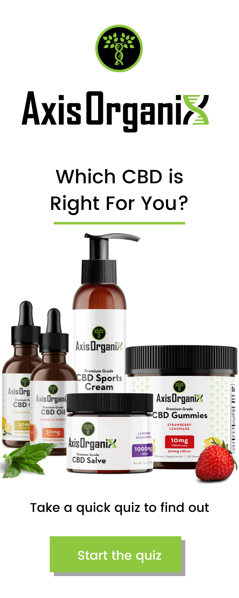 Which CBD is Right For You