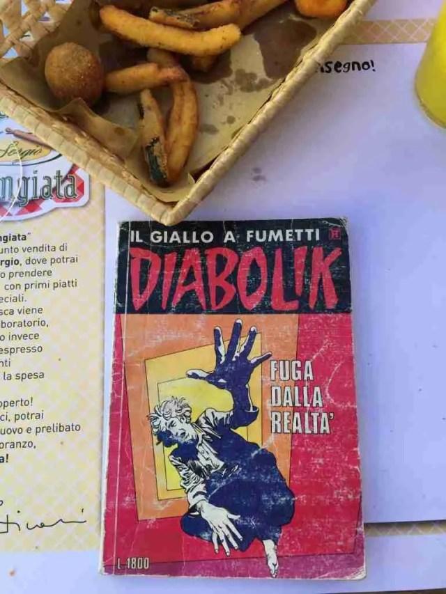 Fatta e Mangiata Diabolik