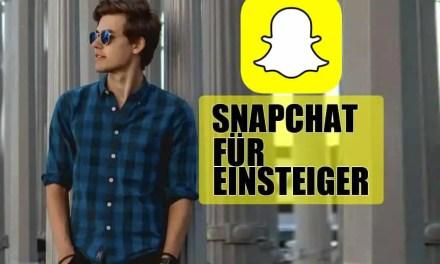 Snapchat für Einsteiger: Der vollständige Leitfaden