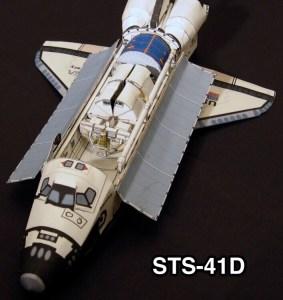 STS-41D Image