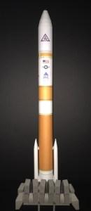 Delta IV WGS8 Image