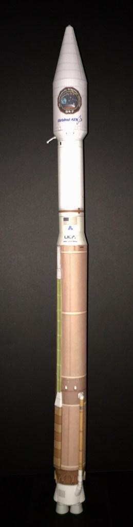 Atlas V OA-7 Image