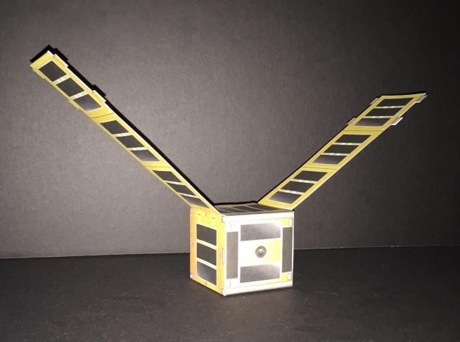 KRYSAOR Cubesat Image