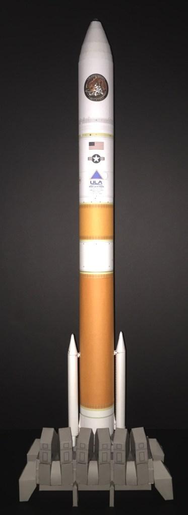 Delta IV NROL-47 Image