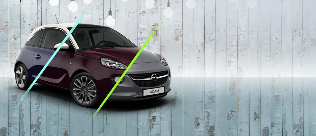 OPEL ADAM Opel Axocar La Valentine 0491353535
