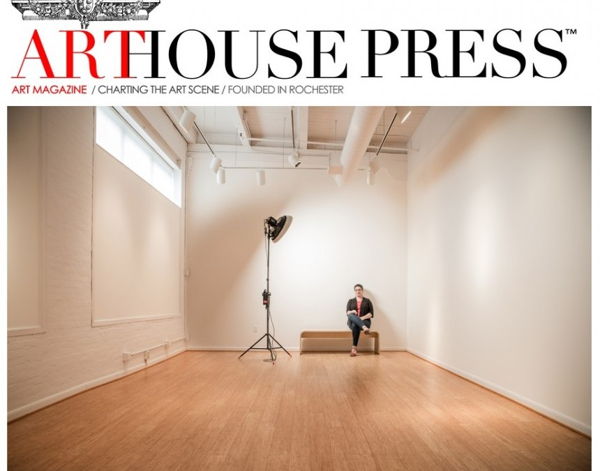 AXOM GALLERY published by Art House Press