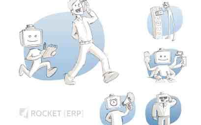 Rocket ERP, l'ancien Axonaut