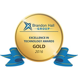"<h4>Brandon Hall Awards &ndash; Double Gold</h4> <p>Axonify won two coveted Brandon Hall Group gold awards for excellence in the Best Advance in Unique Learning Technology category and the Best Advance in Learning Management Measurement/Business Impact Tools category.</p> <p> <p class=""p1""><a class=""soft-btn"" href=""""/news/axonify-wins-two-gold-awards-leading-analyst-firm-brandon-hall/"""" target=""""_blank""""> Read more about this award <i class=""fas fa-angle-right""></i></a></p>"