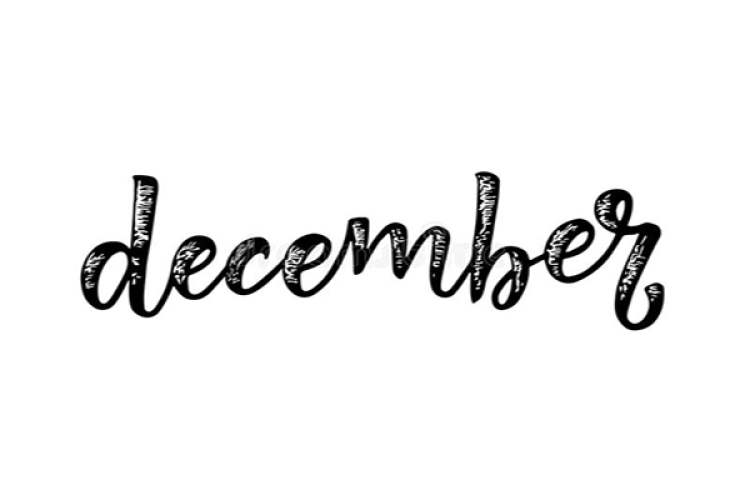 december-markers