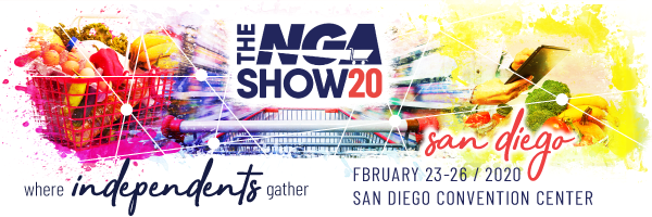 The NGA Show 20: Where independents gather, February 23–26, 2020, San Diego Convention Center