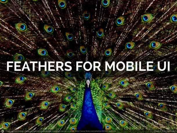 Starling and Feathers for Flash CS6 Mobile UI