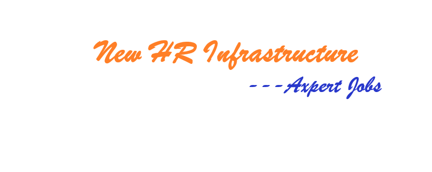 New HR Infrastructure