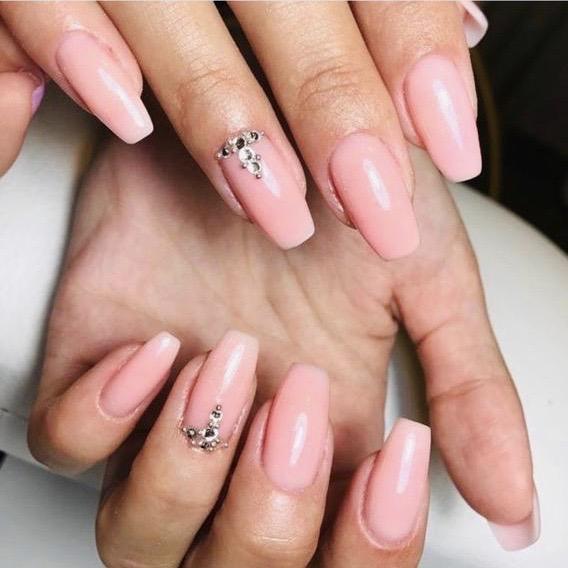 nail art  taşlar