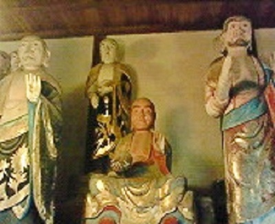 第五番札所無尽山 荘厳院 地蔵寺 奥の院の五百羅漢