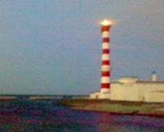 野寒布岬の灯台(稚内灯台)