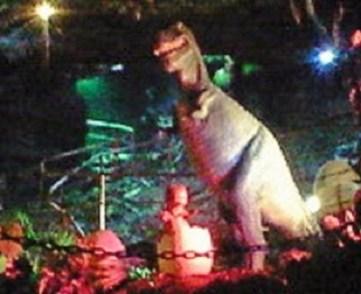 2009/09/07 10:26 ティラノザウルス
