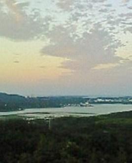 2009/09/09 18:05 展望台から英虞湾を望む②