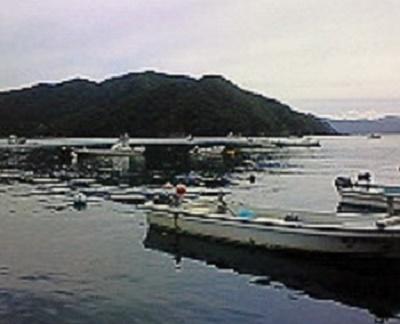 2009/09/14 13:21 小さな漁村