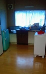 2011/ 6/27 17:52 仲乃沢屋 キッチン(ガス・洗濯機有り)