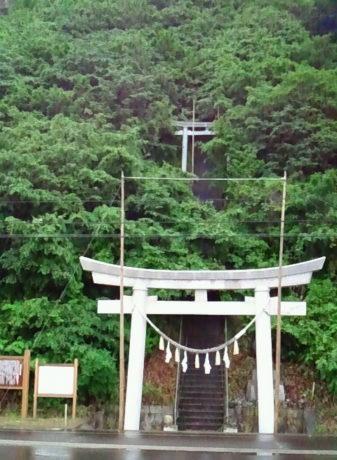 2011/ 6/23 15:01 大田山神社なう
