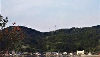2012/11/ 4 10:25 柏坂遠景①