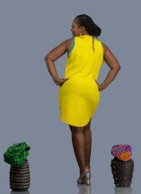 Gigi Jersey Dress