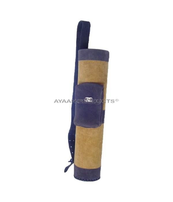 Custom Leather Archery Arm Guards