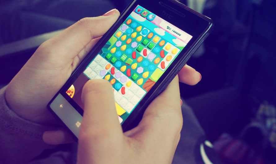 """7 de cada 10 """"gamers"""" se inician jugando en su celular"""