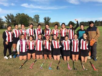 hockey tiro sub 16