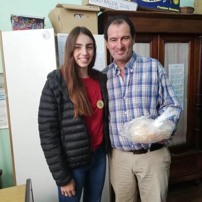 pablo y milagros pacua dia periodista junio 2019