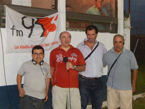 TransmisionFutbol2014Concholo,EmilioyYO
