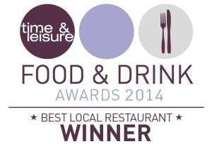 Aya Food Awards Winner Best Restaurant 2014