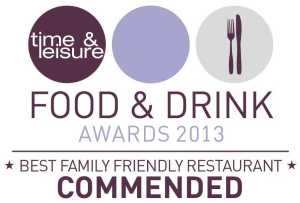 Aya Food Awards Winner Best Restaurant 2013
