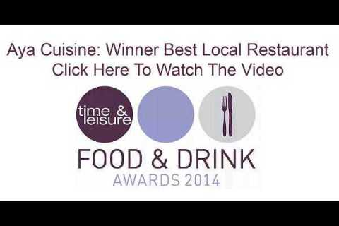 Aya Food Awards 2014 Video