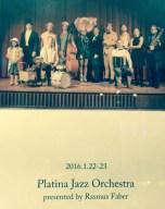 Platina Jazz Orchestra @ Billboard Live Tokyo
