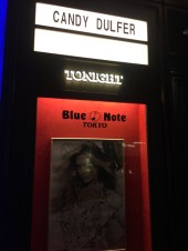 Candy Dulfer @ Blue Note Tokyo