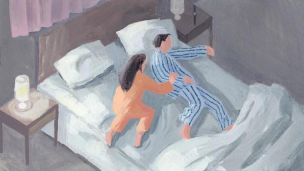 寝室 急病 男性 女性