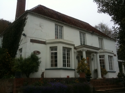 The High House。Oxfordshireでも最も古い村で学ぶなんて、貴重な時間でした。