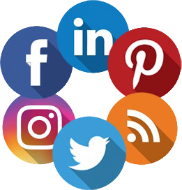 Social Media Icon v2