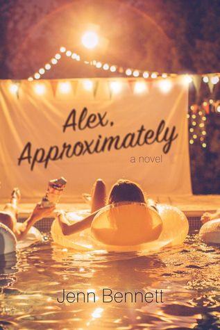 Review: Alex, Approximately by Jenn Bennett