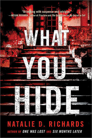 Review: What You Hide by Natalie D. Richards