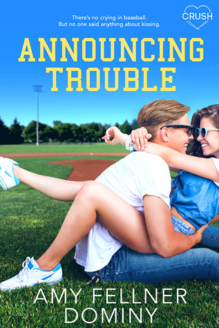 Review: Announcing Trouble by Amy Fellner Dominy