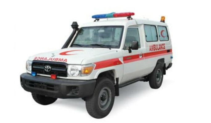 4x4 Off Road Ambulans