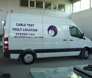Kablo Test Arıza Tespit ve Fiber Optik Kablo Aracı