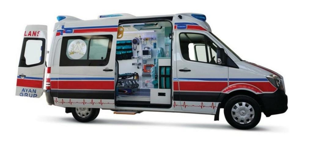 Deluxe Ambulans