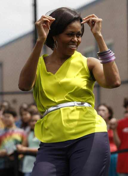 les-photos-insolites-de-michelle-obama-2