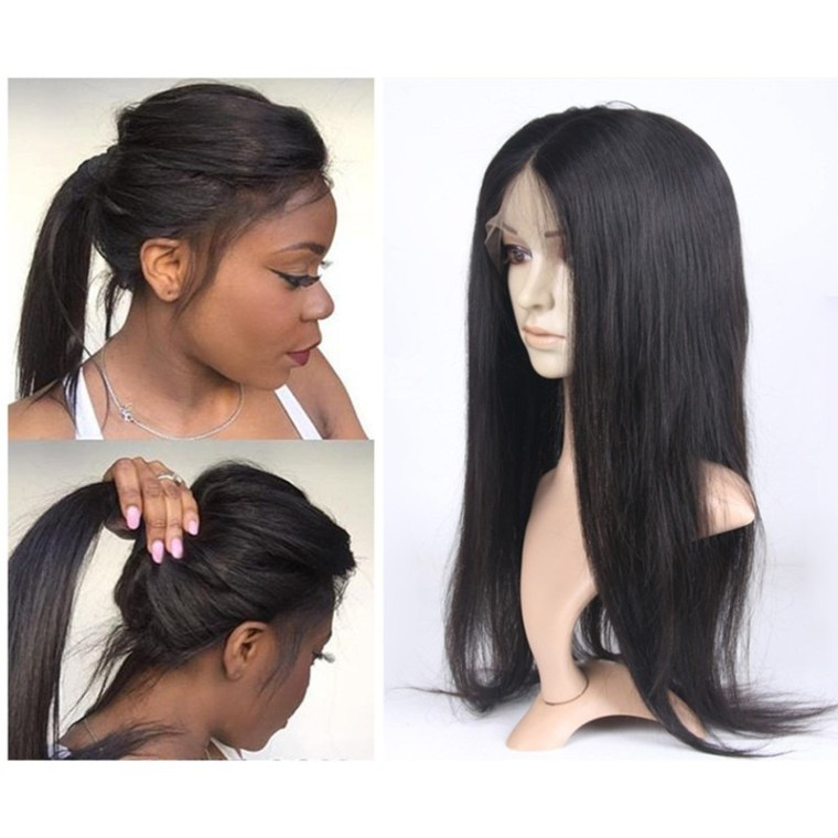 brazilian-virgin-silk-straight-glueless-lace-front-wig-with-bleached-knots