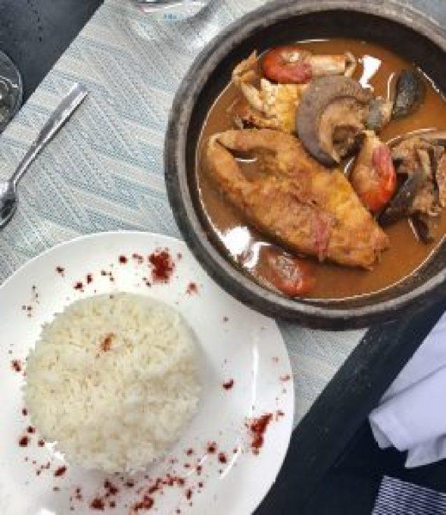 Soupe de l'aurore... table d'hôte Chuuut