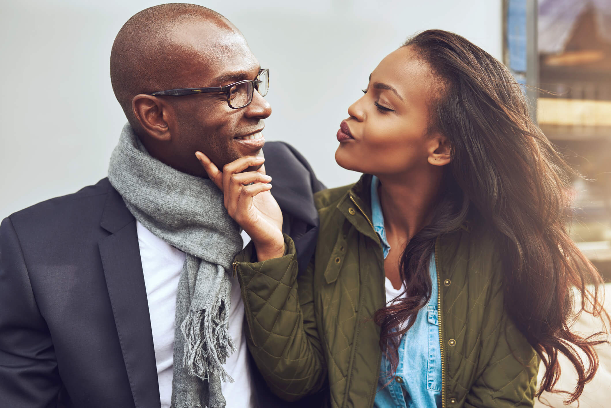 HOW TO MAKE YOUR MAN FEEL LOVED